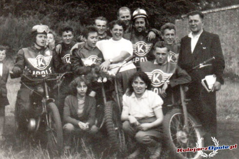kolejarz opole 1957
