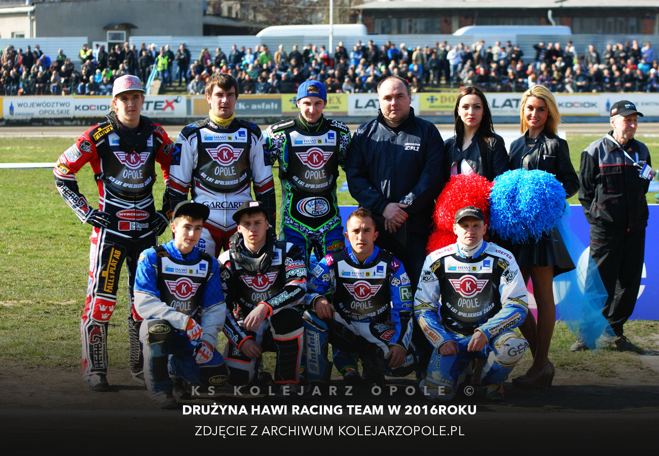 hawi racing team 2016