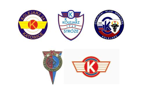 herby kolejowych klubów