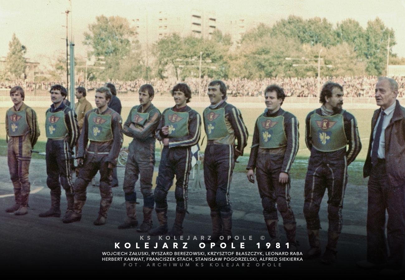 kolejarzopole1981