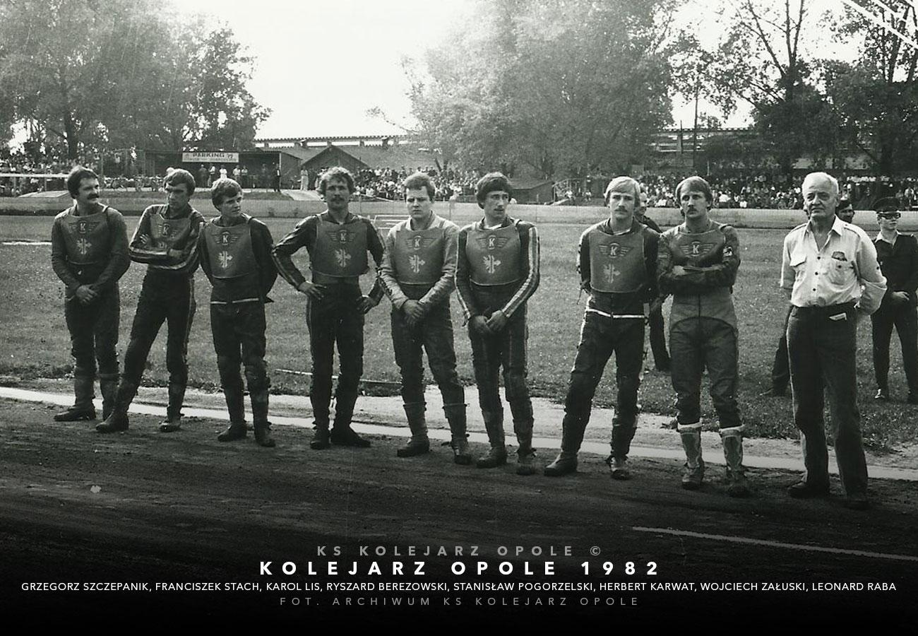 kolejarzopole1982