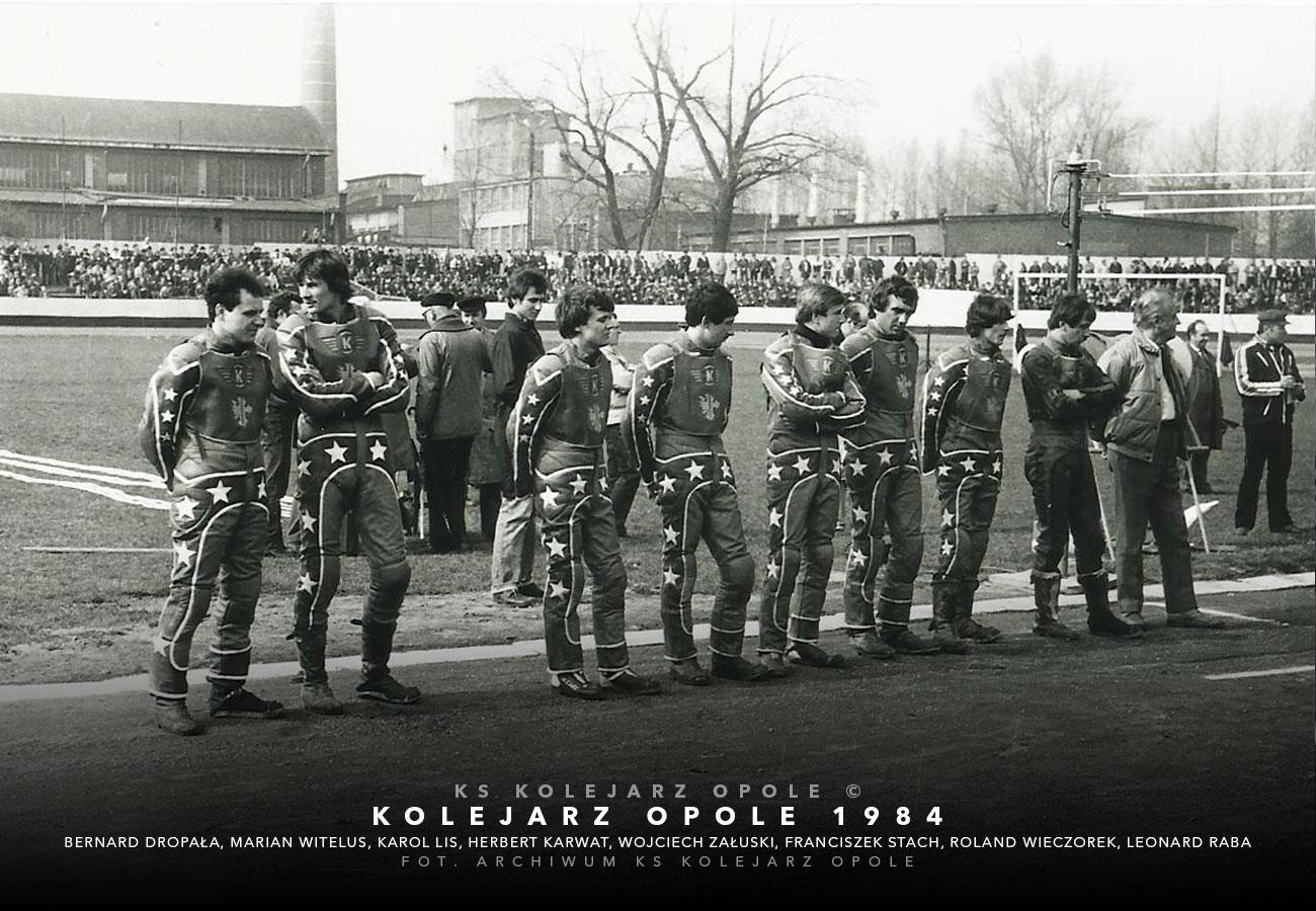 kolejarzopole1984
