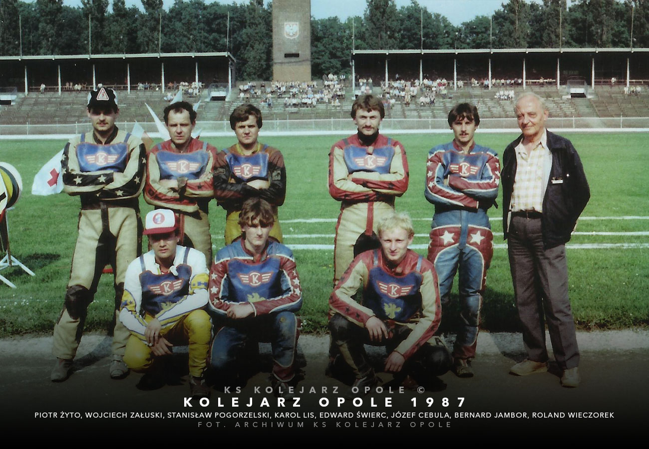 kolejarzopole1987