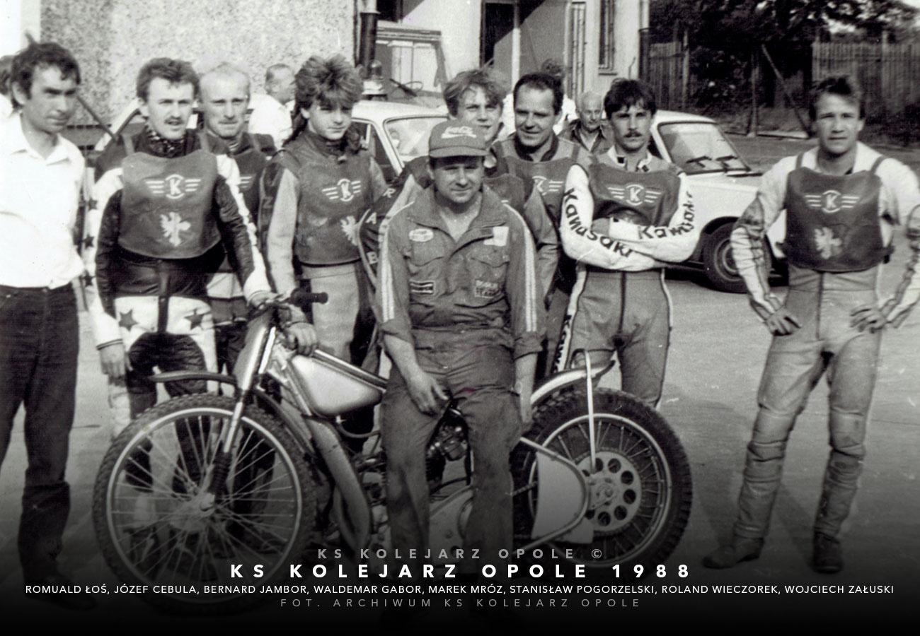 kolejarzopole1988