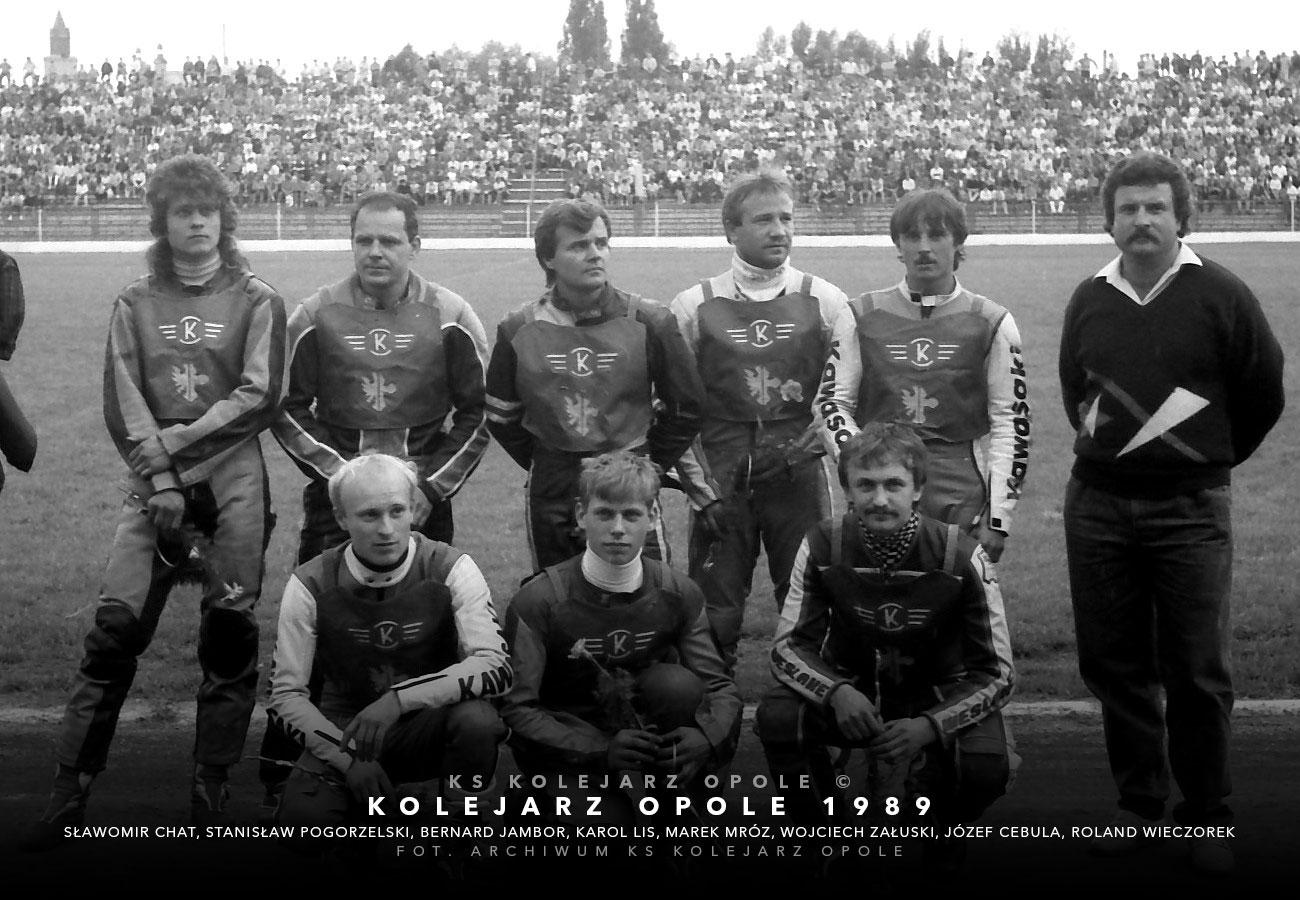 kolejarzopole1989