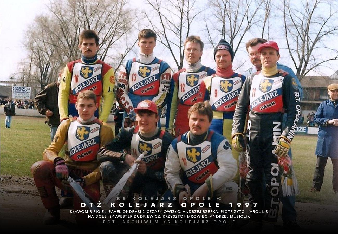 kolejarzopole1997