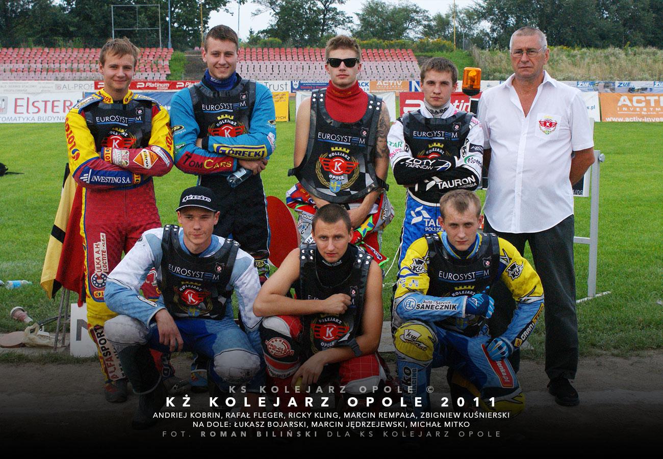 kolejarzopole2011